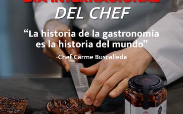 Día Internacional del Chef