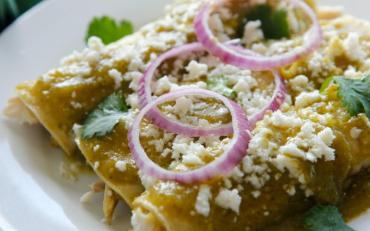 Enchiladas Invita Gourmet.